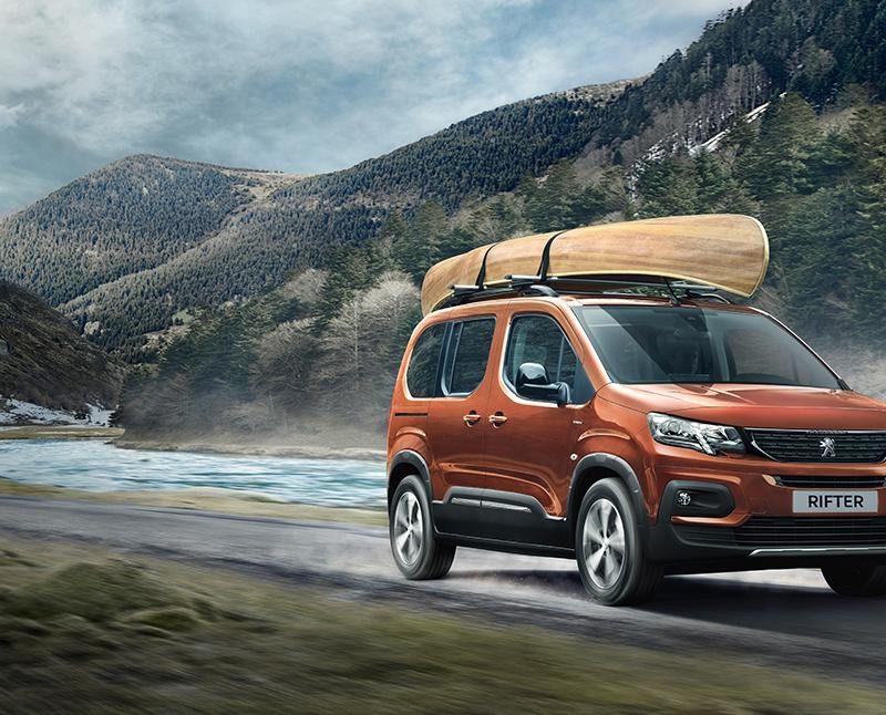 Der neue Peugeot Rifter