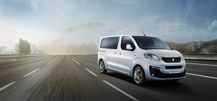 Der Peugeot Traveller