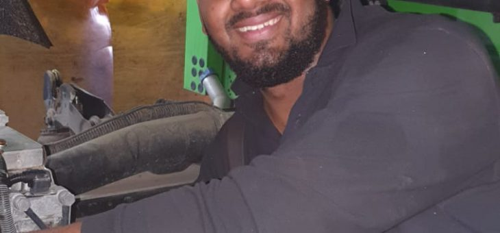 Yosief Afwerki